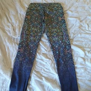 Paisley vsx leggings